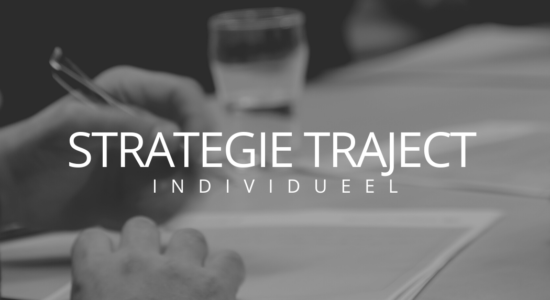 Strategie traject