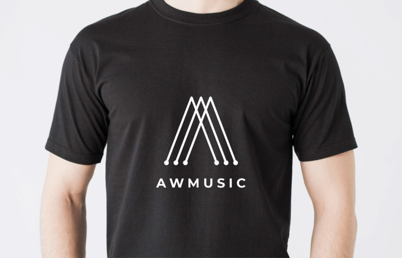 A.W.Music tshirt